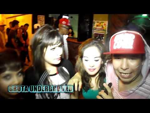 El Perreo & El Reggaeton en Guadalajara Mexico (La Gruta Underground) Dj Jeba