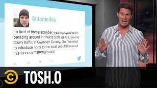Daniel Solves Your Local Twissues - Tosh.0