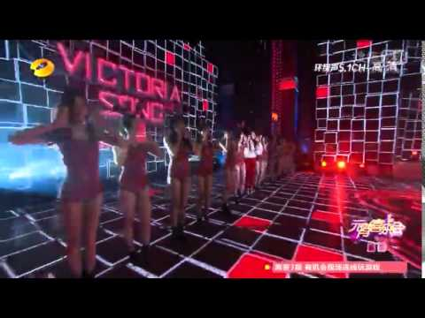 150305 Victoria solo dance stage opening