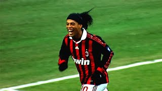 Le Jour où Ronaldinho a joué son meilleur football avec Milan