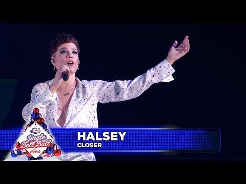 Halsey - 'Closer' (Live at Capital's Jingle Bell Ball 2018)