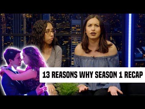 13 Reasons Why   Season 1 Recap