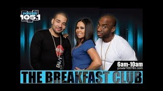 Breakfast Club Power 105.1 FM (2-15-2019) TBC Full Audio