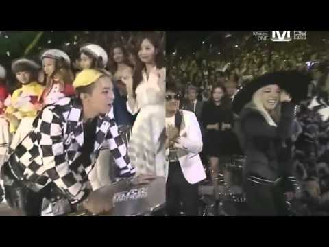 Dara Park and G-dragon - Amaze me