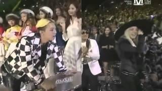 Dara Park and G-dragon - Amaze me