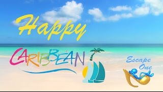 Caribbean Music Happy Song: Tropic Dreams - Relaxing Summer Music Instrumental (HD Beach Video)