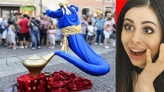 Most AMAZING Street Performers Ever !