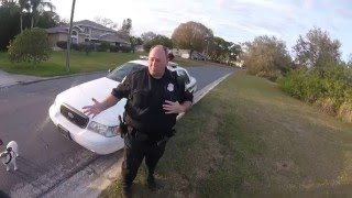 Cops called on me while fishing