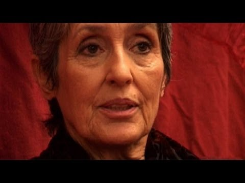Joan Baez - 2009 Interview