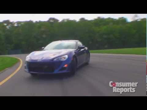 Scion FR-S first drive | Consumer Reports