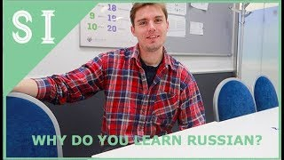Why do you learn Russian? - Liden & Denz