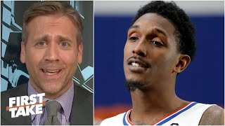 Max Kellerman questions the credibility of Lou Williams' story | First Take