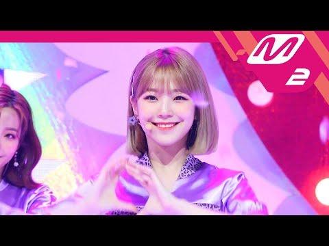 [입덕직캠] 프로미스나인 백지헌 직캠 4K 'LOVE BOMB' (fromis_9 BAEK JI HEON FanCam) | @MCOUNTDOWN_2018.10.18
