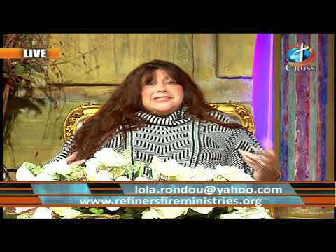 Refiners Fire with Rev Lola Rondou 03-24-2020