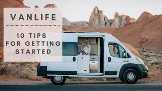 Van Life | 10 Tips for Getting Started