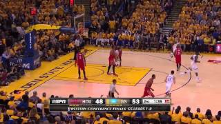 Houston Rockets vs Golden State Warriors - Full Highlights | Game 2 | May 21, 2015 | NBA Playoffs
