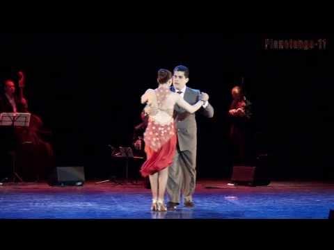 Ruben & Sabrina Veliz and Solo Tango Orquesta (Milongueando en el 40) Planetango-11