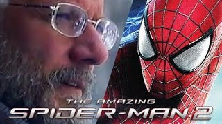 Peter's Dad Is Alive In The Amazing Spider-Man 2 Deleted Scene