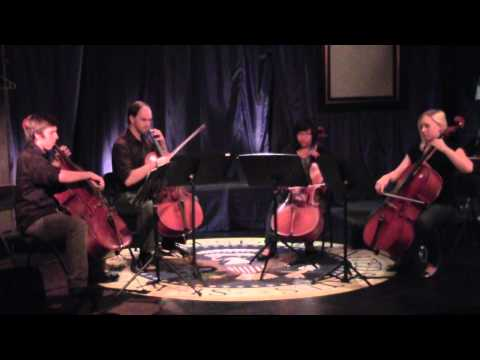 Video of my cello quartet Love4Cello performing Hey Jude by the Beatles