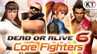 Dead or Alive 6 releases free-to-play version