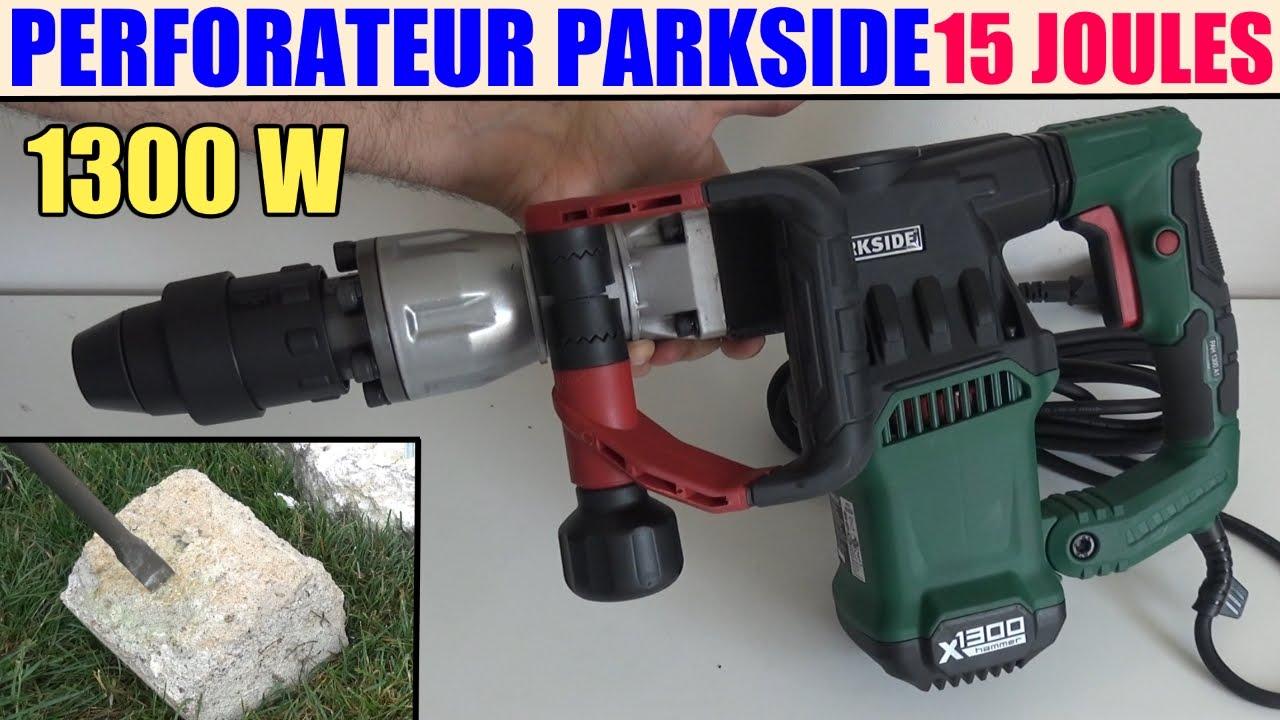 Perforateur Parkside Lidl Pah 1300 Burineur Demolition Hammer Abbruchhammer