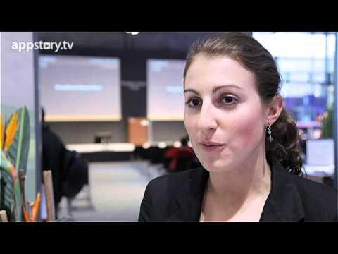 """Laura Fölmer von der Axel Springer Akademie zu """"Kraftwerk D"""""""