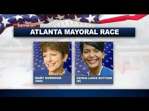 ATL Mayoral Race Ends In A Runoff, Will Atlanta Elect Its First White Mayor In More Than 40 Years?