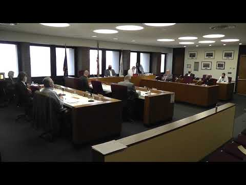 Clinton County Legislature Meeting  5-12-21