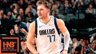 Dallas Mavericks vs Utah Jazz Full Game Highlights | 11.14.2018, NBA Season