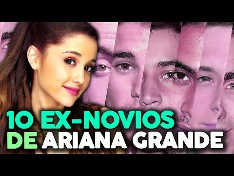 10 Ex Novios de Ariana Grande