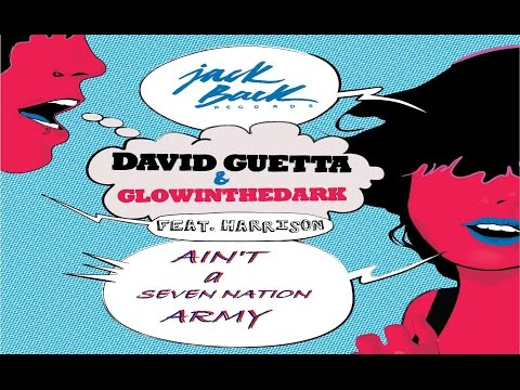 David Guetta & GITD vs. White Stripes - Ain't A Seven Nation Army (Paolo Orteli & Degree Booty)