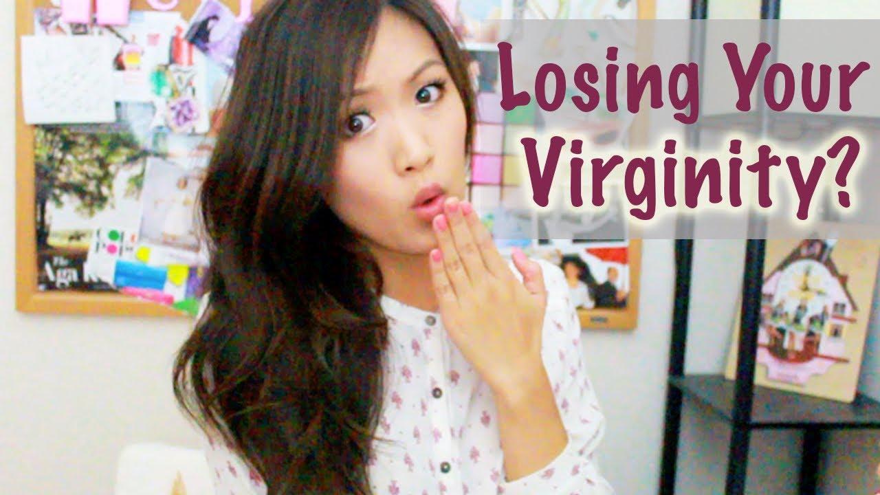 Girl losing virginity