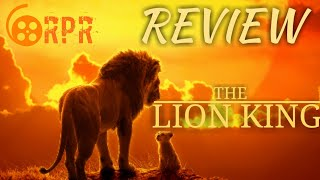 Review phim VUA SƯ TỬ I THE LION KING I RPR