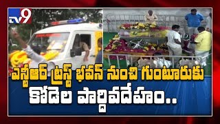Last rites of Kodela to be performed tomorrow..