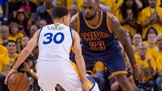 Stepehn Curry Top 10 Crossovers on Cavaliers