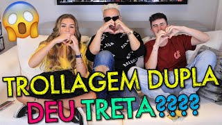VIVI TROLLA  E EXPOE JON VLOGS E BRUNO MAGRI A VIIHTUBE!! DEU TRETA!!! | #MatheusMazzafera