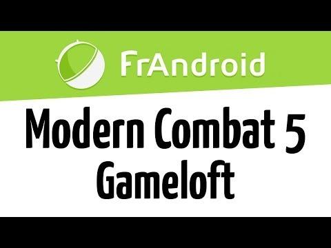 Modern Combat 5 - Gameloft - YouTube