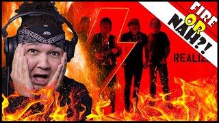 FIRE or NAH?! AC/DC - Realize (REACTION) | iamsickflowz