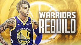 D'ANGELO RUSSELL SIGN & TRADE WARRIORS REBUILD!