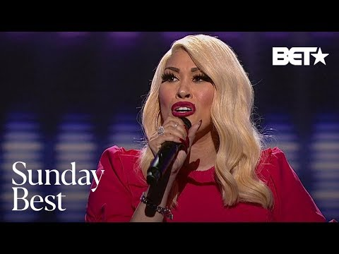 "Keke Wyatt Brings Us to Church with Her Performance of ""God Will Take Care of You""