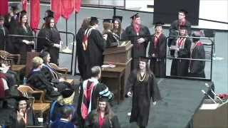 'WF 2014 Graduation Ceremony - Technology & Education
