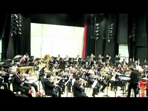 Orquesta Sinfónica del IPN-Vals de las Flores de