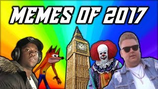 Best memes from 2017 COMPILATION