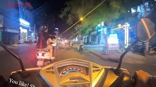 Ký sự đường phố  Kinh D Vương Q6   Q  Bình Trị Đông  HCM City Vietnam