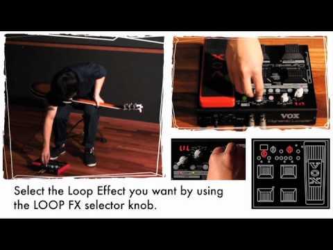 Vox VDL1 Dynamic Looper