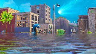 TILTED TOWERS IS NOW FLOODED! WTF! (Fortnite Funny Moments & WTF Fails) #2