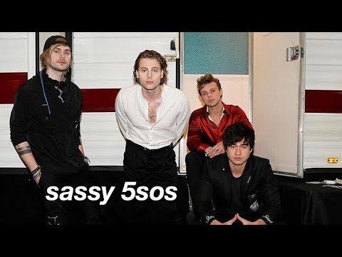 sassy 5sos
