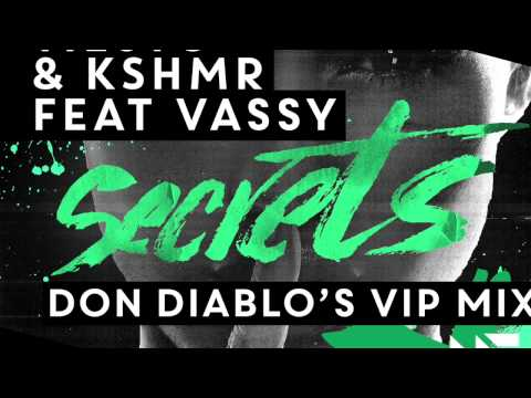 Secrets (Don Diablo's VIP Mix)