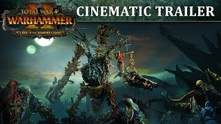 Total War: WARHAMMER II - Curse of the Vampire Coast Trailer