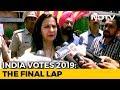 Congress Should Get A Clean Sweep In Punjab If Weve Delivered: Navjot Kaur